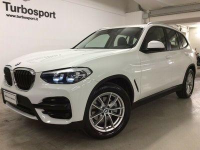 usata BMW X3 sDrive 18d Business Advantage Aut.