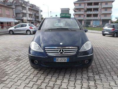 usata Mercedes A150 ClasseAvantgarde IMP. METANO
