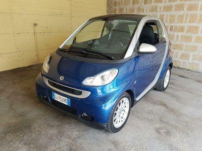 usata Smart ForTwo Cabrio Fortwo 1000 52 kW passion