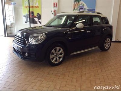 brugt Mini Countryman 2.0 Business Automatica