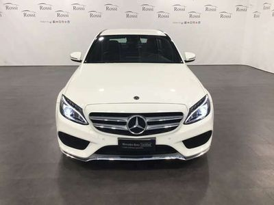 usata Mercedes C220 C 220d (BT) Premium auto