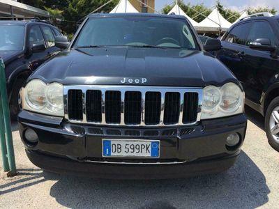 usata Jeep Grand Cherokee Grand Cherokee3.0 CRD DPF Limited(OTTIME CONDIZIO
