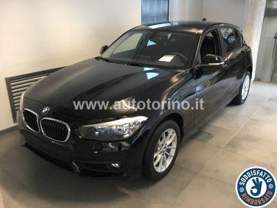 used BMW 118 SERIE 1 (5 PORTE) D 5 PORTE