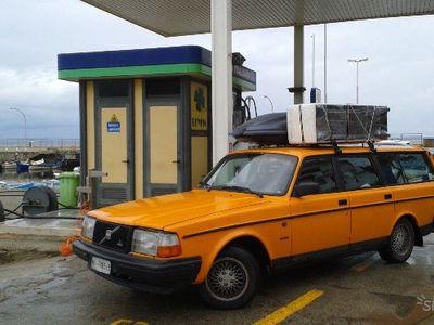 brugt Volvo 240 - 1992 buone condizioni