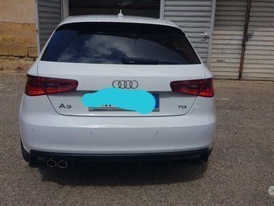 usata Audi A3 8v tdi 150cv anno 2013