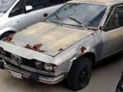brugt Alfa Romeo Alfetta 1.6