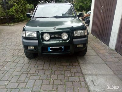 usata Opel Frontera 4x4