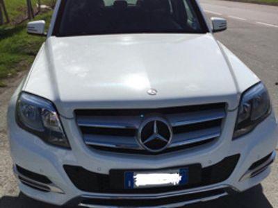 usata Mercedes GLK200 cdi