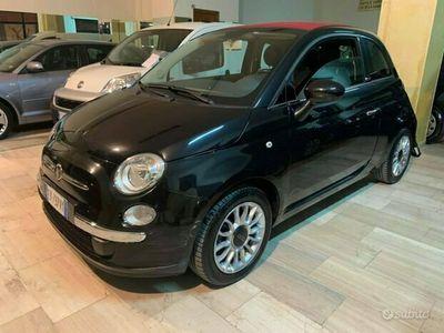 usata Fiat 500C cabrio 1.2 benzina