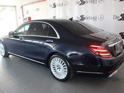usata Mercedes S350 Classe S V222 PASSO LUNGO E MAYBACH4MATIC Premium Plus