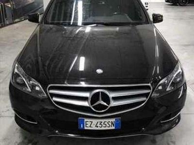 usata Mercedes E350 Classe E-212 Berlina Diesel BT Premium 4matic 258c