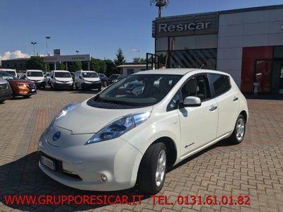 gebraucht Nissan Leaf elettrico sincrono trifase km certificati elettrica