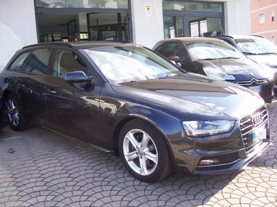 usata Audi A4 Avant 2.0 TDI clean diesel multitronic Advanced