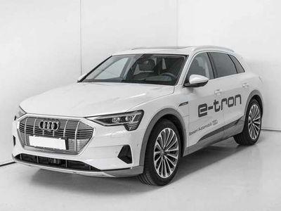usata Audi E-Tron - 55 quattro Advanced del 2019 usata a Cremona