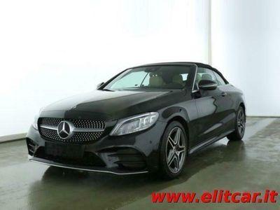 usata Mercedes C300 Automatic Cabrio Premium L FH