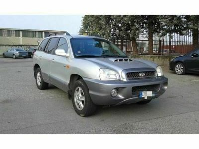 usata Hyundai Santa Fe Santa Fe 1ª serie2.0 CRDi TD 4WD GL Plus
