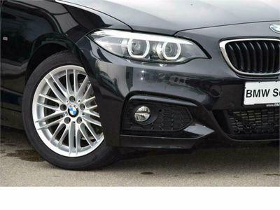 usata BMW 218 d Cabrio Msport