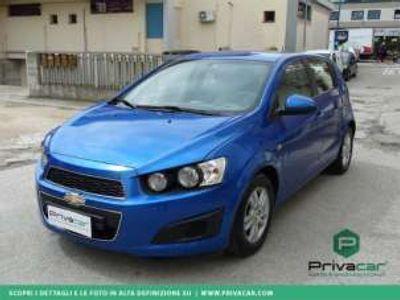 usata Chevrolet Aveo 1.2 86CV 5 porte LT
