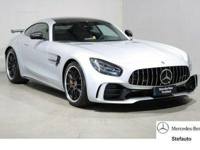 usata Mercedes AMG GT R comand carbon ceramic