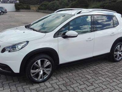 used Peugeot 2008 - 2017