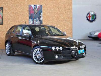 usata Alfa Romeo 159 2.0 JTDm 136 CV Sw Sport distribuzione + tagliandi