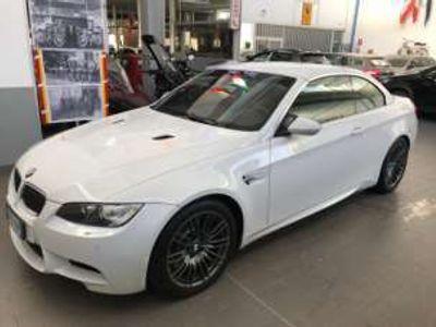 usata BMW M3 Cabriolet 420cv unicopropietario benzina