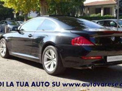 usata BMW 635 d cat coupè PELLE NAVI TETTO TAGL. Diesel