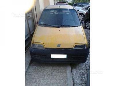 gebraucht Fiat Cinquecento 900i - 1996
