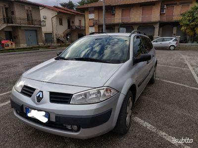 usata Renault Mégane 2005 station wagon Diesel