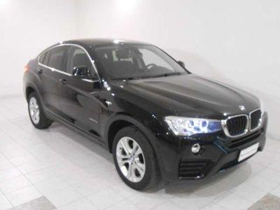 usata BMW X4 xDrive 20d