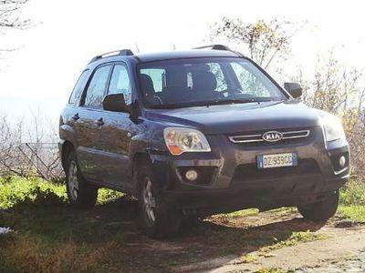 usata Kia Sportage 2.0 141CV Active EcoSuv 4WD