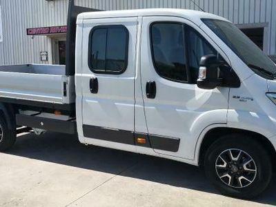 usata Fiat Ducato 35 2.3mjt cassone lungo doppia cabina nuovo!
