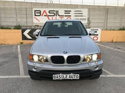 usata BMW X5 3.0d CAT CAMBIO MANUALE