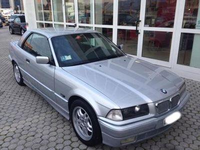 usata BMW 320 Cabriolet Versione: 320i 24V let