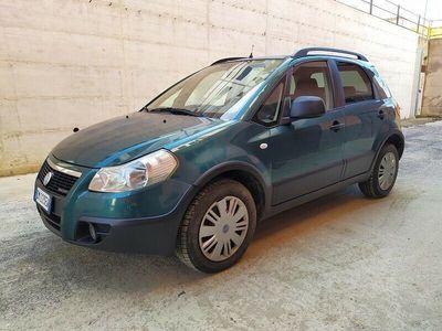 usata Fiat Sedici 1.9 Mjt 4x4 (trazione inseribile)