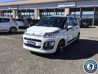 used Citroën C3 Picasso C3 pic. 1.6 hdi 16v Exclusive FL