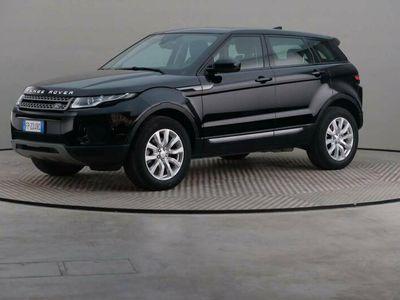 usata Land Rover Range Rover evoque 2.0 Td4 150cv Bus. Prem. Pure
