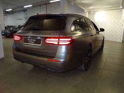 usata Mercedes E43 AMG Classe E 43 AMGS.W. 4Matic Auto AMG (2017/01->)