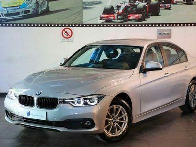 usata BMW 318 d Business Advantage aut.