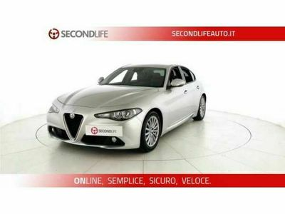 usata Alfa Romeo Giulia 2.2 Turbodiesel 150 CV AT8 Business del 2016 usata a San Salvo