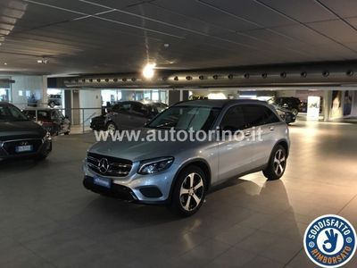 used Mercedes 220 CLASSE GLC GLCSport 4matic auto