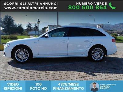 usata Audi A4 Avant 2.0 TDI 177CV quattro S tronic