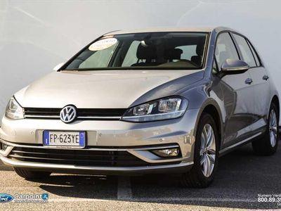 usata VW Golf 5p 1.6 tdi Business 115cv dsg