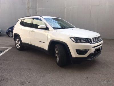 usado Jeep Compass 2ª serie - 2018 bianca