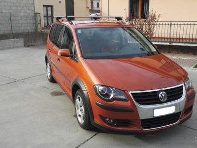 brugt VW Touran Cross 140cv. TDI DFP (5 posti)
