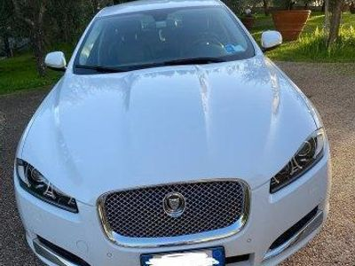 usata Jaguar XF 2.2 D Business Edition