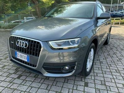 usata Audi Q3 2.0 TDI ADVANCED QUATTRO 177CV