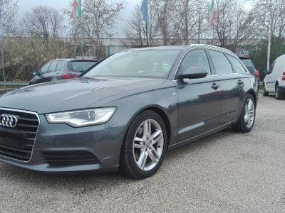 brugt Audi A6 s-line 190 cv km certificati
