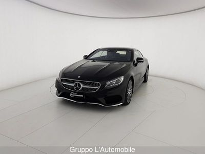 usata Mercedes 500 sec coupeMaximum 4matic auto