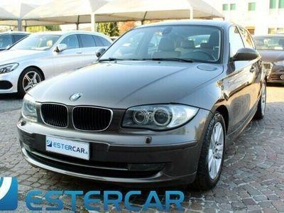 usata BMW 118 d 5 porte Attiva DPF